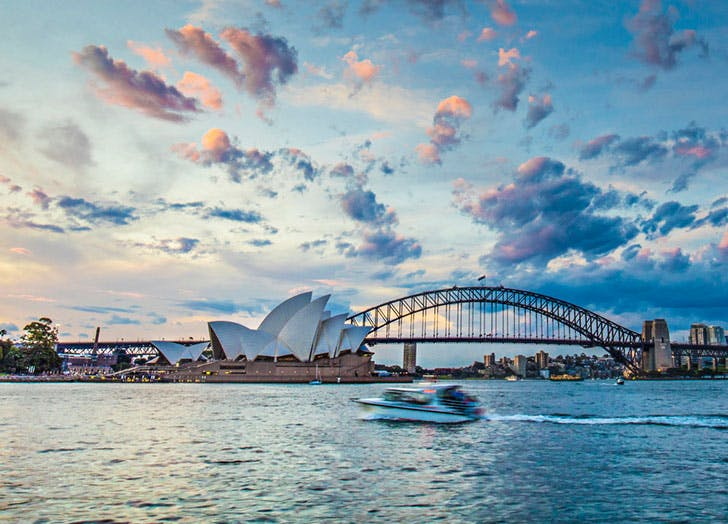 SFO direct flights sydney LIST