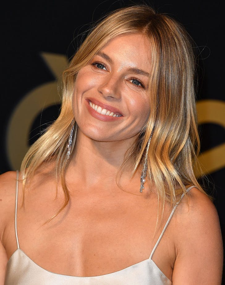 SIENNA MILLER HAIR LIST