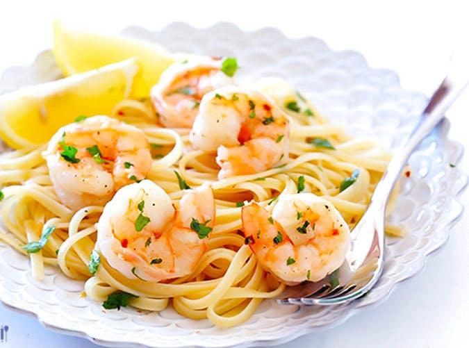 Shrimp Scampi 501