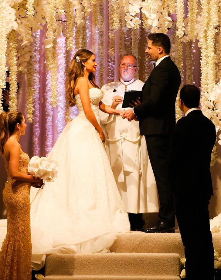 Sofia Vergara Best Wedding Dresses