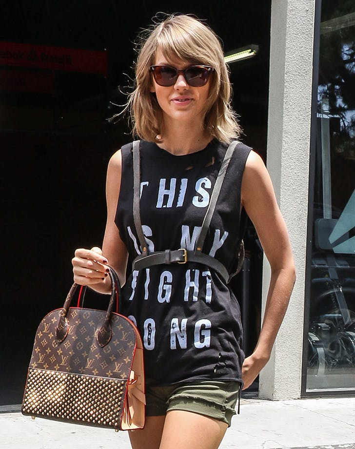 Taylor Swift Leather Harness