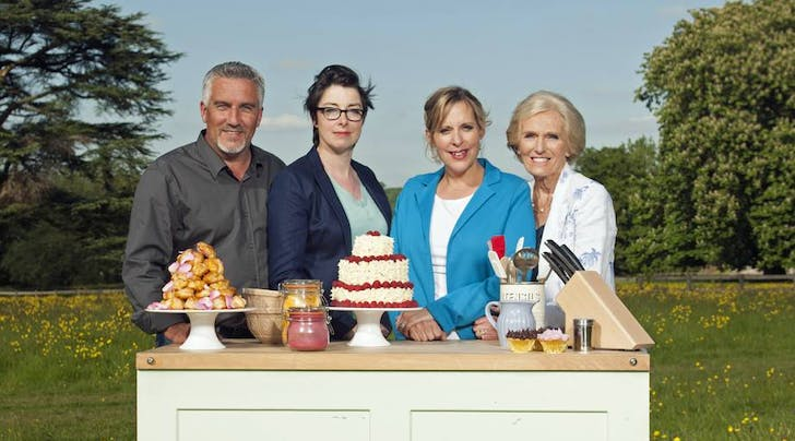 'The Great British Baking Show Returns Friday & We Can Barely Contain Our Excitement