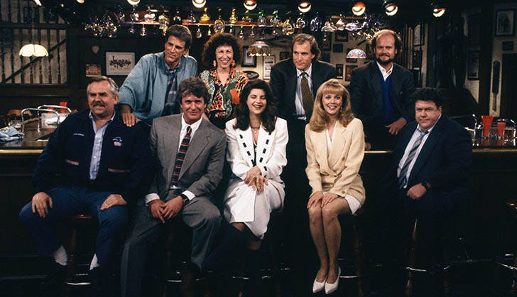 The best TV series finales of all time Cheers