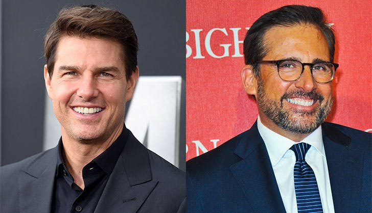 Tom Cruise Steve Carell Age Mates