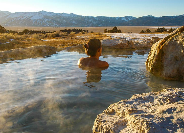 The 7 Best Hot Springs In The Us Purewow