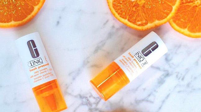Why Everyone Is Suddenly Using Vitamin C on Their Face