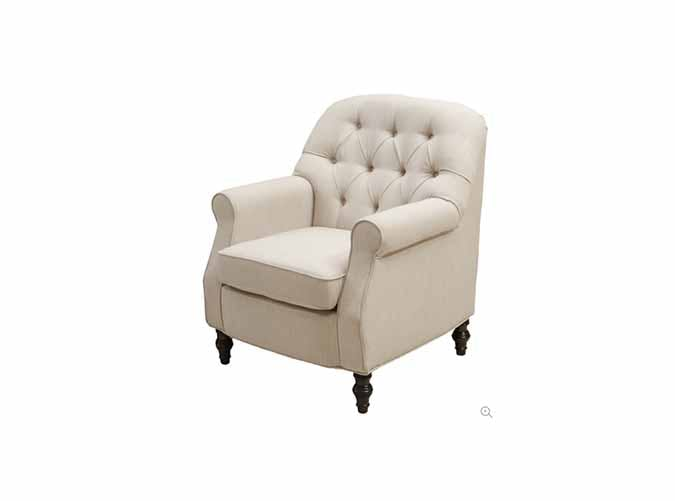 Verona Fabric Club Chair under 300