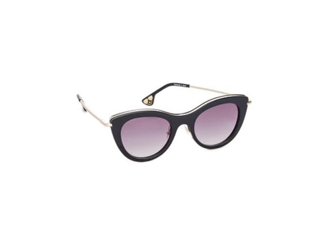 alice and olivia wayfarers sunglasses