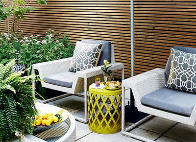 How To Make Backyard More Private ways to make your yard private - purewow
