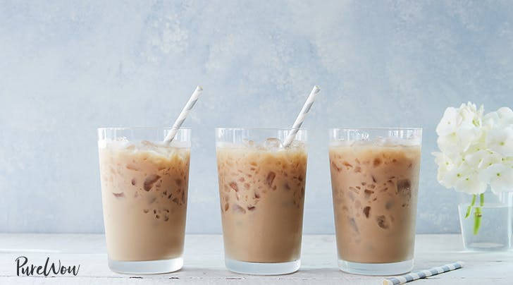 baileys iced latte hero
