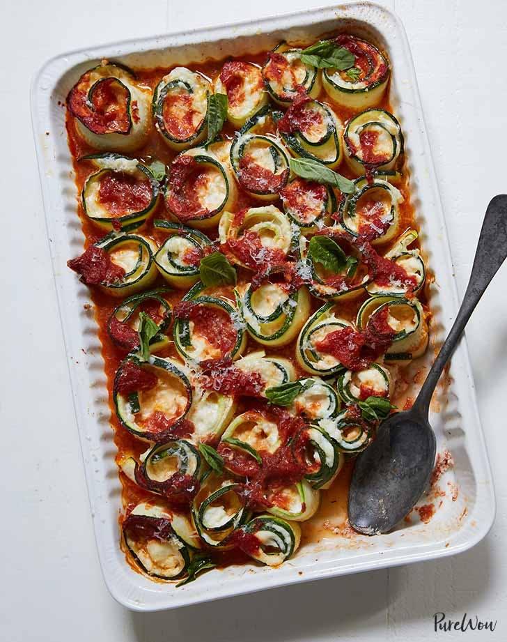 baked zucchini ziti 790