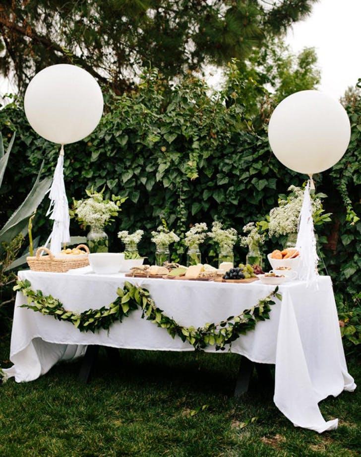 balloon wedding decor 4