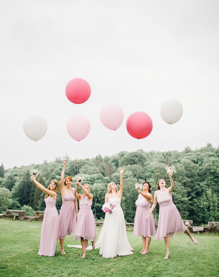 balloon wedding decor 5