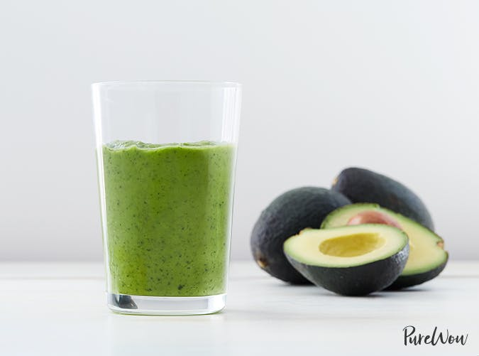 breakfast avocado smoothie 501