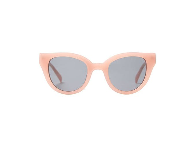 carla  calour pink sunglasses
