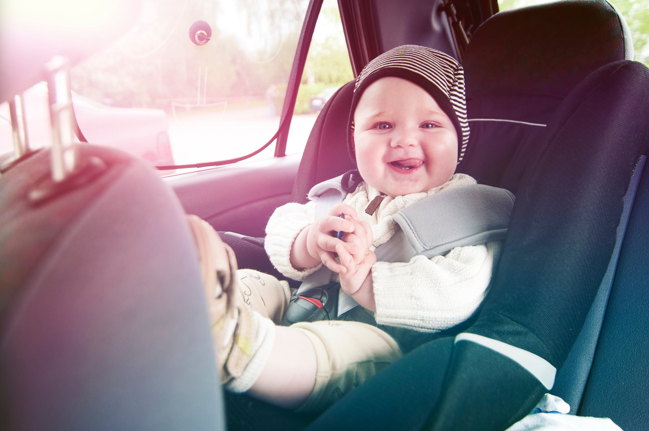 carseat baby summer things to know