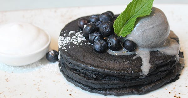7 Places To Try Charcoal Foods In Nyc Purewow