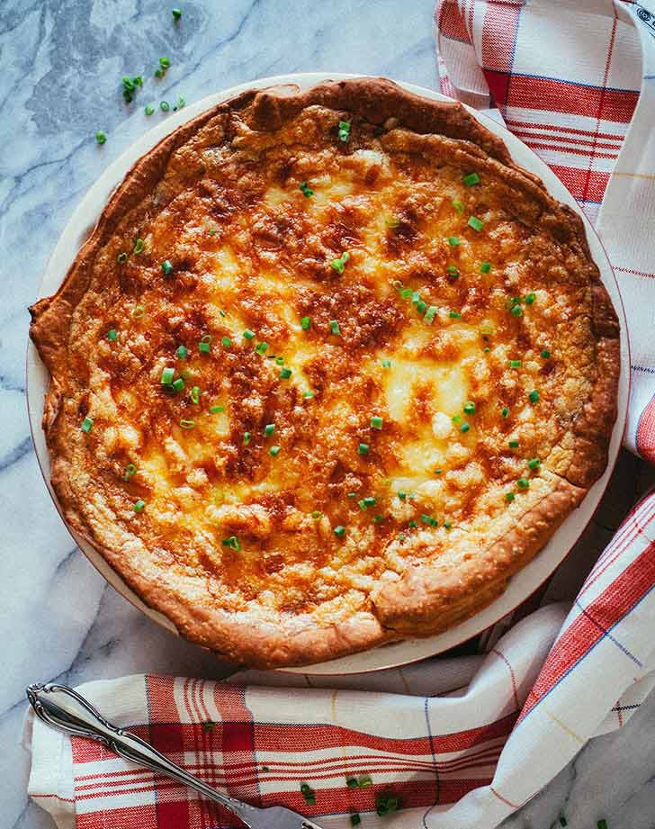 cheese quiche 921