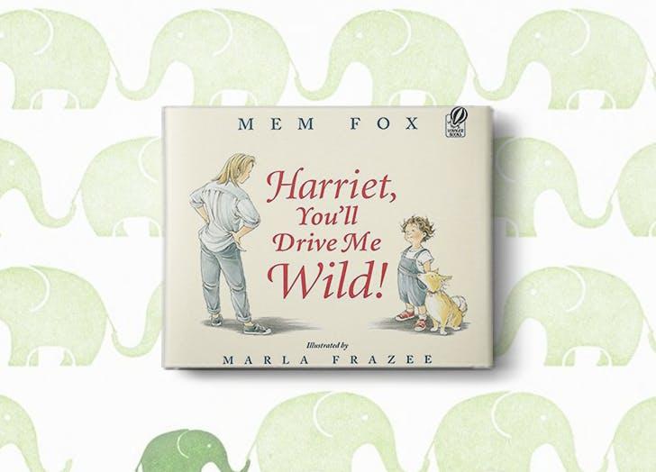 children books harriet