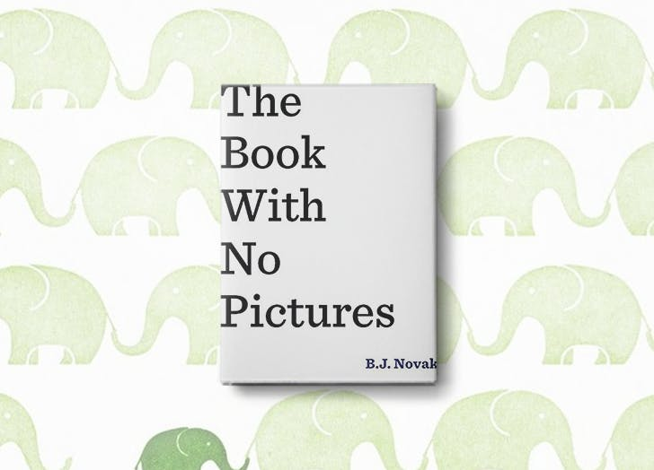 childrens books bj novak