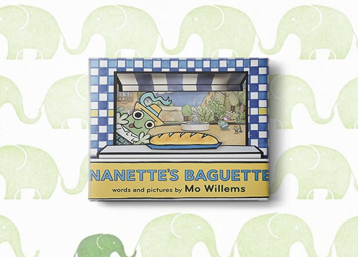 childrens books nanette