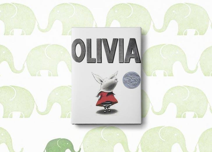 childrens books olivia