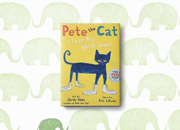 childrens books pete