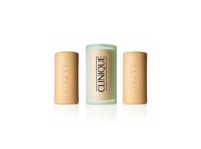 clinique soaps travel size use