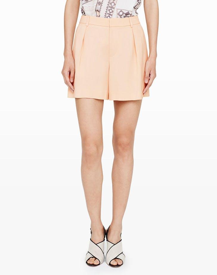 club monaco trouser shorts NY