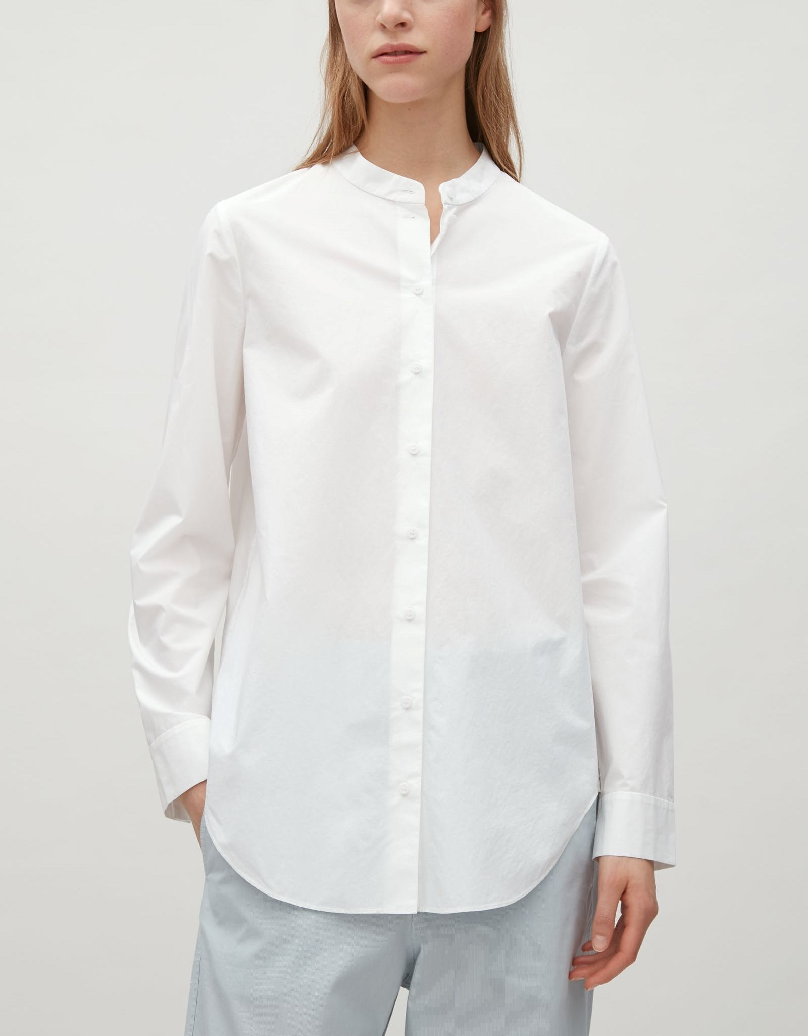 The Perfect White Shirt for Summer - PureWow