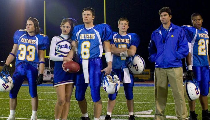 couples tv shows friday night lights