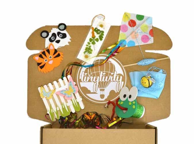 craft box fam shop summer activities