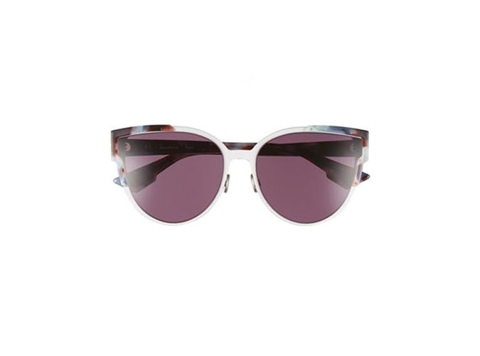 dior wildly cate eye sunglasses