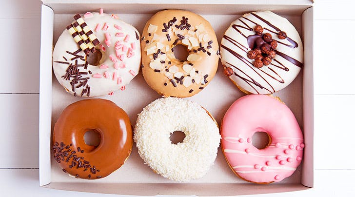 Psst, Here's Where You Can Get Free Doughnuts Today