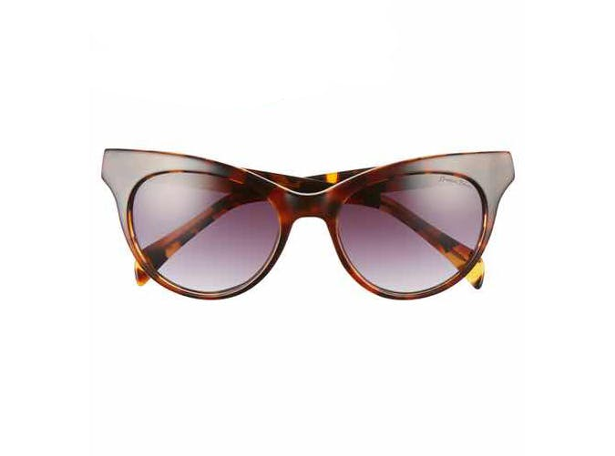 draper james cate eye sunglasses