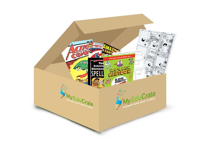 educrate subscription boxes