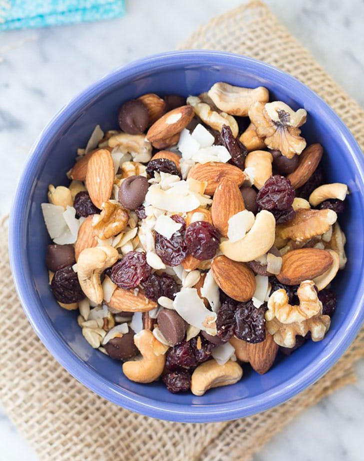 energy boosting trail mix
