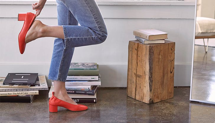 everlane day heels rerelease hero