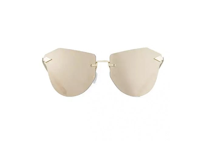 gold karen walker sunglasses