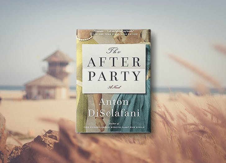 hamptons books after party