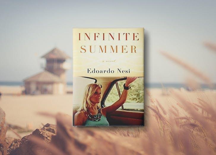 hamptons books infinite summer