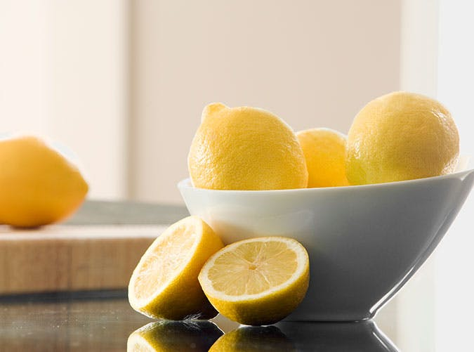 how to have a healthier morning lemon