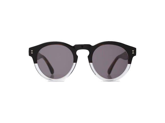 illesteva round sunglasses