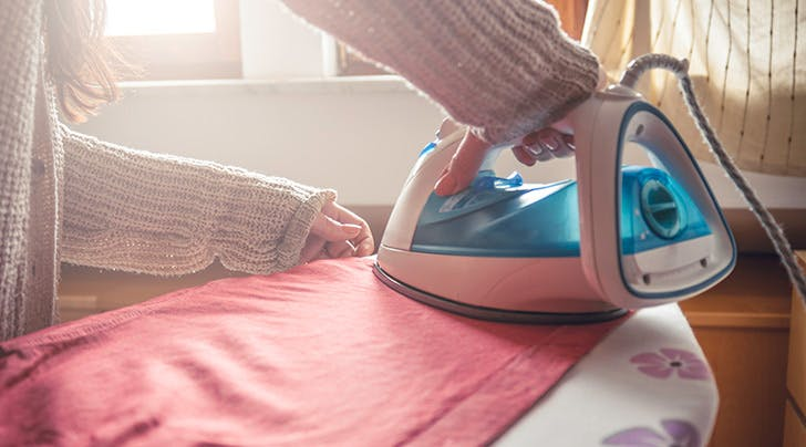 The Right Way to Iron All of Your Clothes