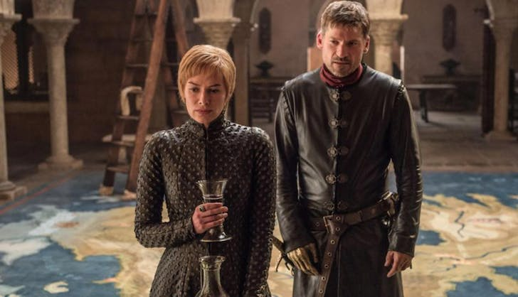 jaime and cersei lannister season 7 810x539