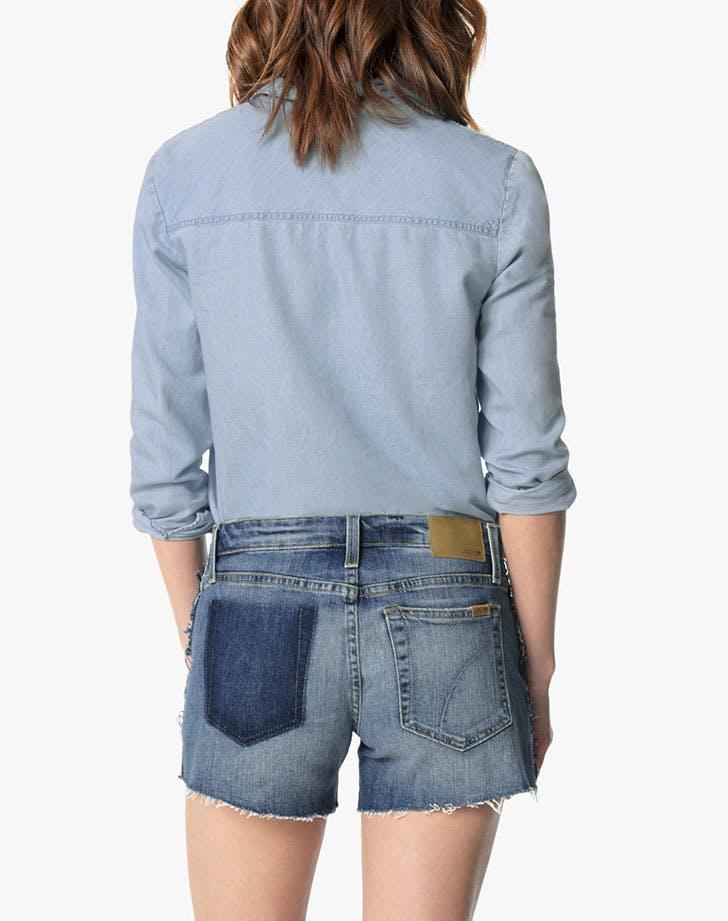 joe s jeans cutoff shorts NY