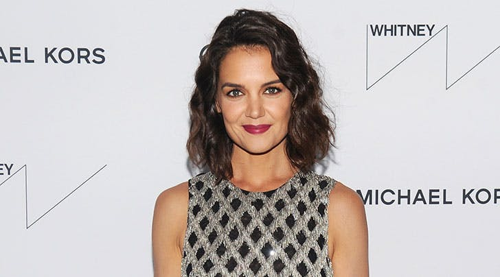 Katie Holmes Is Headed to Harvard!