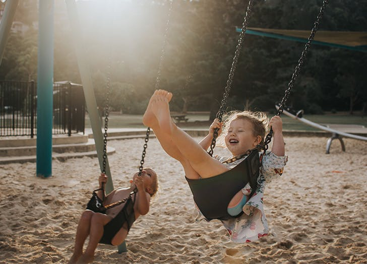 kids safety summer playing LIST1