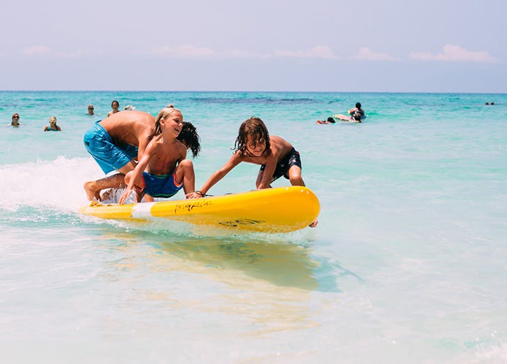kids summer safety beach LIST
