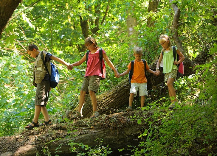 kids summer safety outdoors LIST